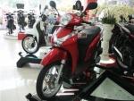 Mua bán xe máy tại Bình Dương