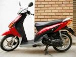 Mua xe máy Honda Click
