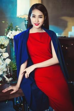 [ Người đẹp ] Đặng Thu Thảo quyến rũ bên top 10 Fashionista Việt