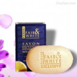 [ Mỹ Phẩm Fair & White ]  Exclusive Vitamin C Soap
