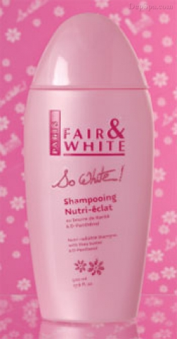 [ Mỹ Phẩm Fair & White ] Nutr-Radiance Shampoo