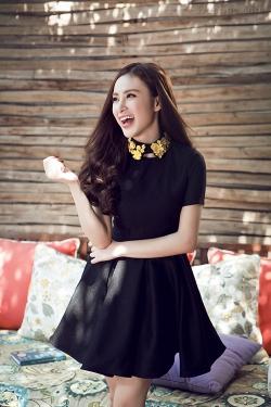 [ Người đẹp ] Angela Phương Trinh vai trần quyến rũ