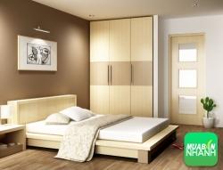 Bất ngờ với nội thất phòng ngủ nhỏ hiện đại