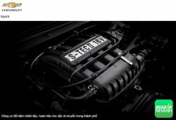 Đánh giá khả năng vận hành Chevrolet Spark 2016