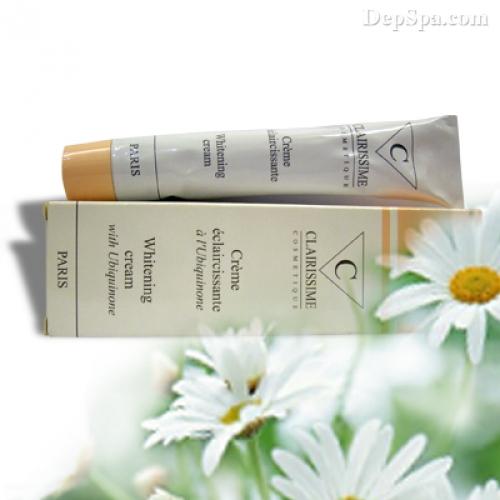 [ Mỹ Phẩm Fair & White ] Crème é claircissante à l'ubiquinone